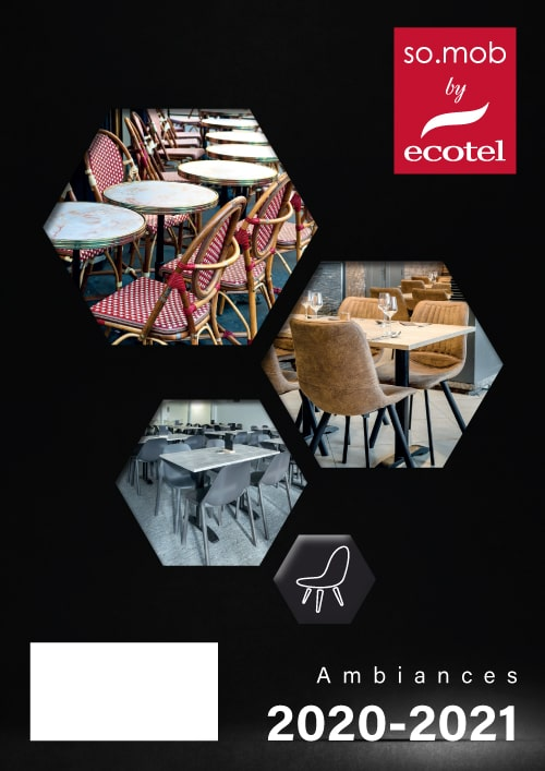 Nouveau catalogue mobilier so.mob by Ecotel